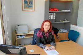 Margalida Font: «No hay  voluntad política para construir el colegio de Sant Ferran»