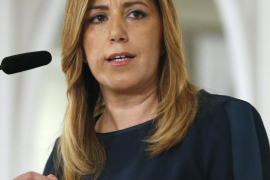 La presidenta andaluza, Susana Díaz, está embarazada