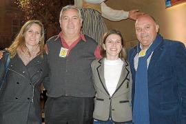 30 aniversario dels gegants en Sa Pobla