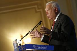 Margallo dice que España estará «en primera línea» en la lucha contra yihadismo