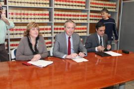 Marí Bosó subraya que el Govern ha liquidado la deuda con las entidades sociales
