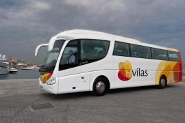 Sagalés cierra la compra del 100% de la compañía de autobuses HF Vilas