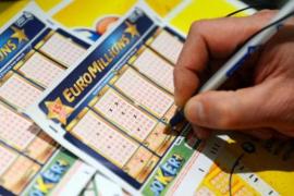 Un francés que pensaba cobrar 5.000 euros en lotería había ganado 73 millones