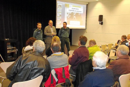 El grupo ROCA de la Guardia Civil estará operativo este verano en Eivissa