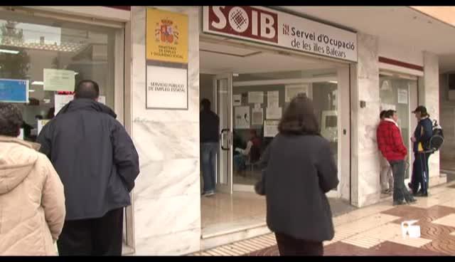 VÍDEO: El número de parados bajó en 22.300 personas el pasado año en Balears