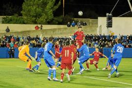 La RFEF redactará un informe positivo sobre Eivissa para futuras solicitudes