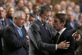 Rajoy esquiva las preguntas sobre Bárcenas con un «buenos días»