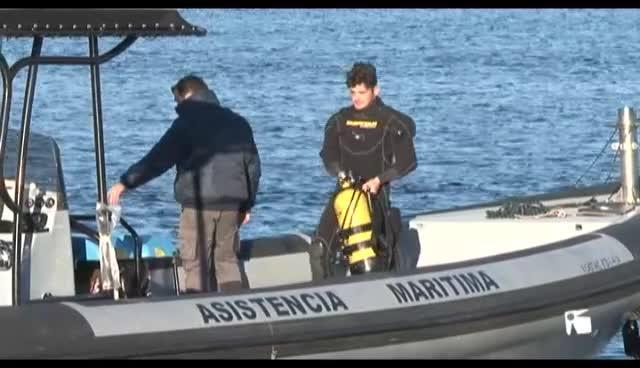 VÍDEO: Empiezan los trabajos de protección del emisario de Talamanca