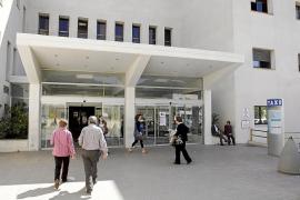 La Policía Nacional investiga un robo en la cafetería del Hospital de Can Misses