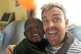 """""""Kenia está lleno de bondad"""""""