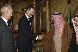 Felipe VI presenta sus condolencias al monarca saudí  Salman por el fallecimiento del rey Abdalá