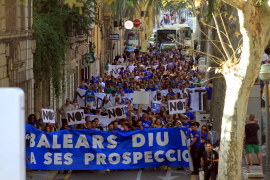 Balears Diu No pide al comisario de Medio Ambiente que la reunión del día 5 sea plural y abierta a colectivos