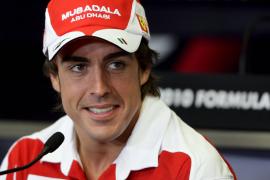 Alonso sólo pudo ser noveno en la primera sesión de entrenamientos