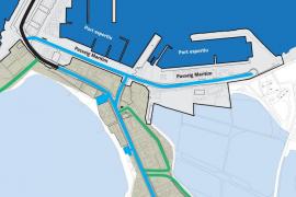 Formentera inicia la regulación del aparcamiento de La Savina