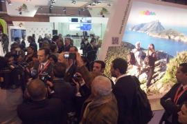 Balears recibió en 2014 cerca de 600.000 turistas más que en 2013