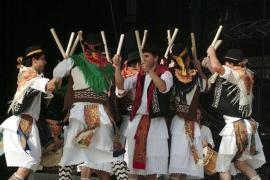 Once años de folklore en Santa Gertrudis
