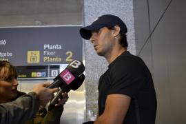 Rafael Nadal piensa en positivo