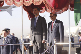 El Rey celebra su cumpleaños con un viaje a Etiopía  para presentarse ante los líderes africanos