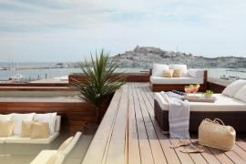 Eivissa iniciará la temporada con el primer hotel de cinco estrellas gran lujo de su historia