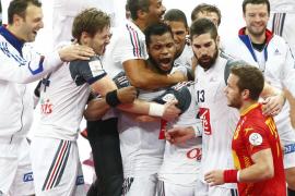 Francia deja a España fuera de la final del Mundial
