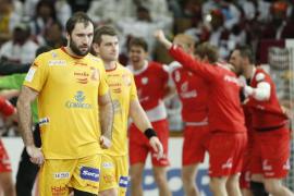 España se queda sin premio ante Polonia