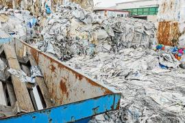 El reciclaje de residuos en las Pitiüses se estanca en el 13% en los últimos tres años
