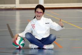Martina: «Me gustaría ser pediatra o chef»