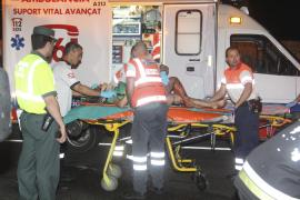 Accidente en Cap Blanc