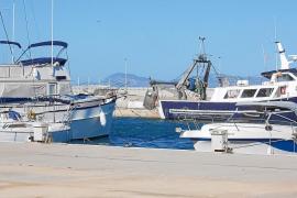 Los pescadores de Formentera, más de una semana sin poder salir a la mar
