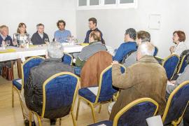 Los vecinos de Talamanca dan un voto de confianza al Govern y deciden no denunciar por el emisario