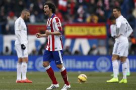 Un gran Atlético golea al peor Real Madrid