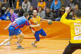 El HC Eivissa se hunde tras completar una gran remontada