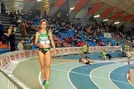 Andrea Romero brilla a nivel nacional