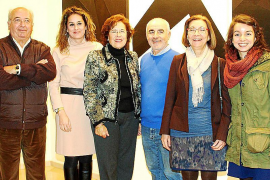 Toni Jordi inaugura en la Galería Vanrell