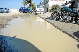 El Govern asegura que el aparcamiento de Talamanca debe elevarse un metro