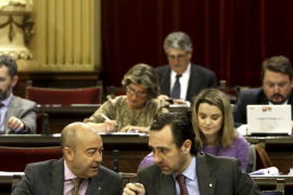 El Govern admite que «sobrepasará» el objetivo de déficit  de 2014