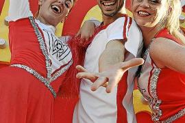 6.400 euros en premios para la rúa del Carnaval de Sant Antoni