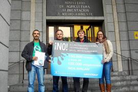 Alianza Mar Blava se apoya en expertos internacionales para replicar a Cairn Energy