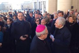 Bauzá pide al Papa que venga a Mallorca para canonizar a Ramon Llull