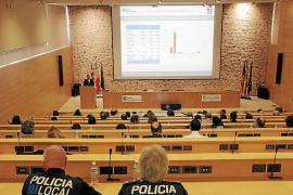El 112 gestionó 184.809 incidentes durante el año pasado en Balears