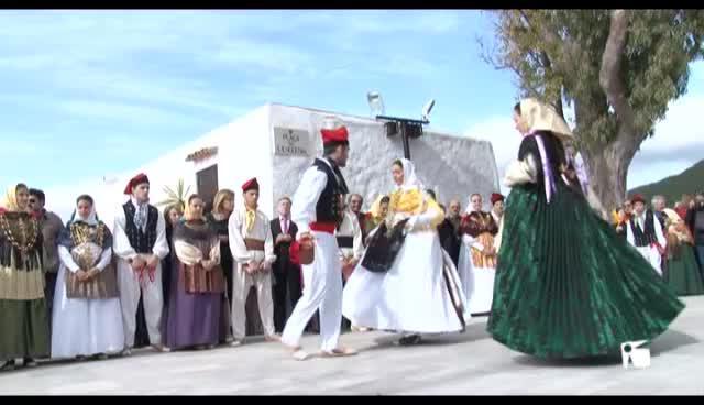 VÍDEO: Un día grande muy tradicional en Santa Eulària des Riu