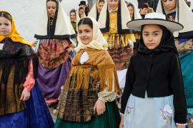 Un día grande muy tradicional en las fiestas de Santa Eulària des Riu