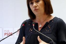 Armengol exige la comparecencia de Bauzá para que explique las irregularidades de la sede del PP