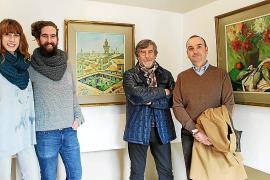 Familiares de Ana Vidal rinden homenaje a su obra