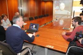 Serra pedirá responsabilidades por «los sondeos ilegales de 2013» ante el Comisario europeo de Medio Ambiente