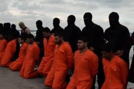Estado Islámico publica un supuesto nuevo vídeo con la ejecución de 21 cristianos egipcios