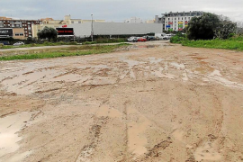 El Ayuntamiento de Eivissa acondicionará el aparcamiento de sa Joveria la próxima semana