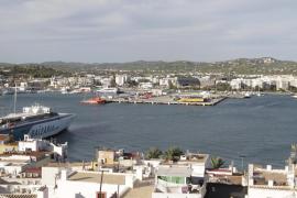 Detenidos en el puerto de Eivissa tres miembros de una organización de narcotráfico