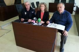 Sant Josep registró el pasado año 163 denuncias por transporte ilegal, un 20% más