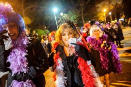 El carnaval se despide con una sardinada